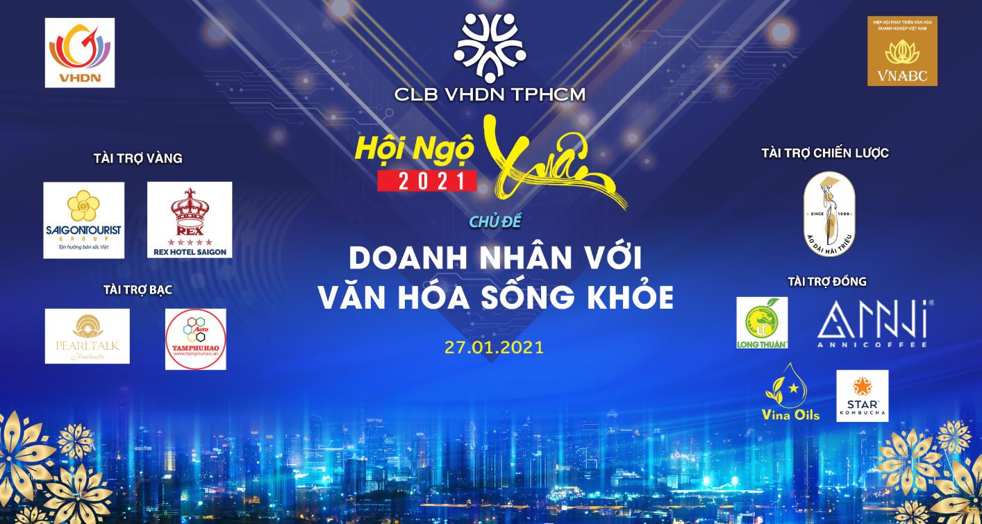 """Câu lạc bộ VHDN Tp. HCM: Tổ chức chương trình """"Doanh nhân với Văn hóa sống khỏe"""""""