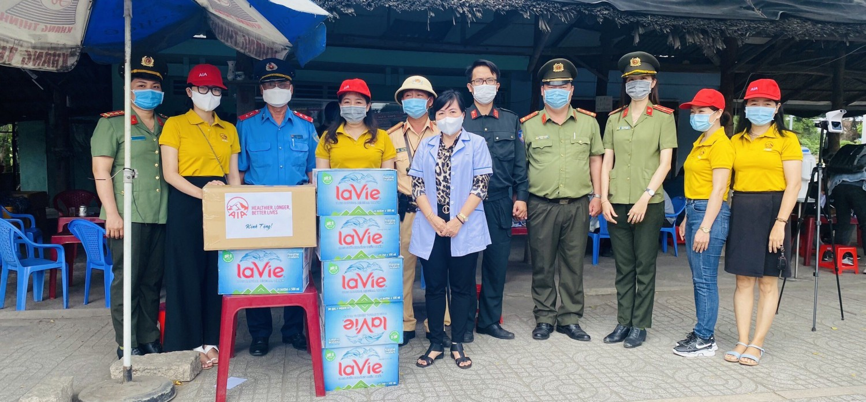 Bà Rịa - Vũng Tàu: Bảo hiểm AIA – chung tay hỗ trợ người nghèo và công tác phòng chống dịch tại địa phương